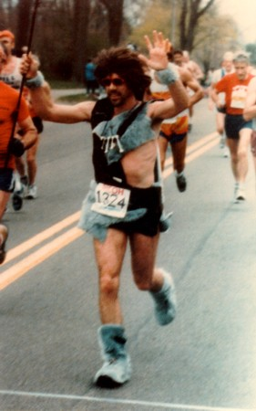 Boston Marathon - 1986