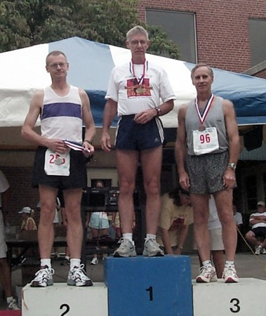 Brenner Childrens 5K - 2005
