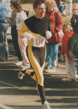 Cooper River Bridge Run - 1987