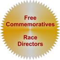 Race Directors - Free Commemoratives