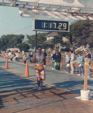 Isle of Palms Half Marathon 1987