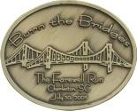 Bronze Running Medal
