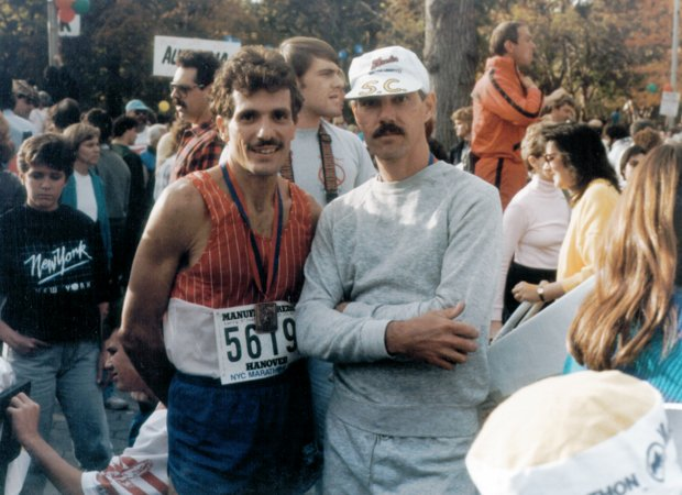 New York Marathon 1985