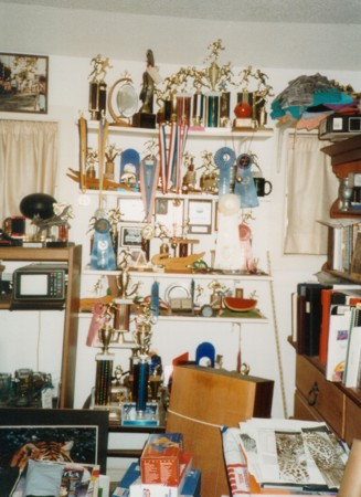Trophies July 1996