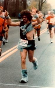 Boston Marathon 1986