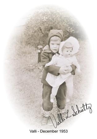 Valli - December 1953